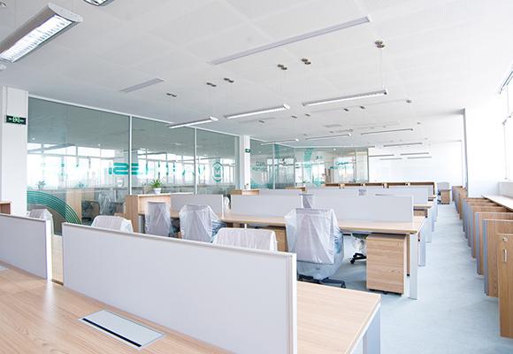 無錫工業廠房及辦公室裝修